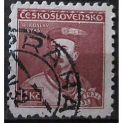 Československo 1 koruna Tyrš