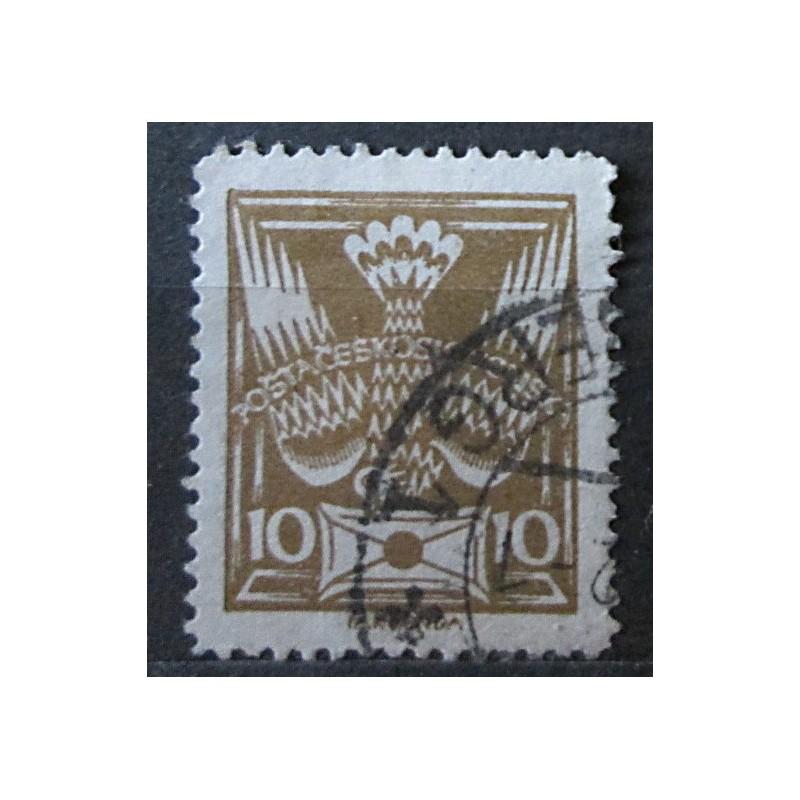 Československo 10 hnědá