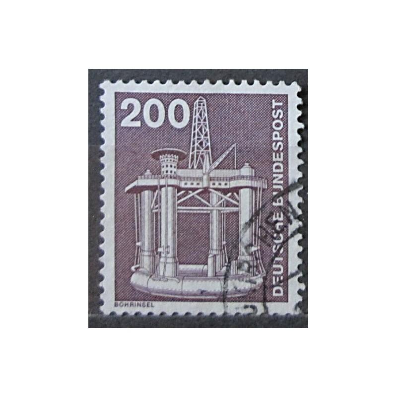 Známka Bundespost 200