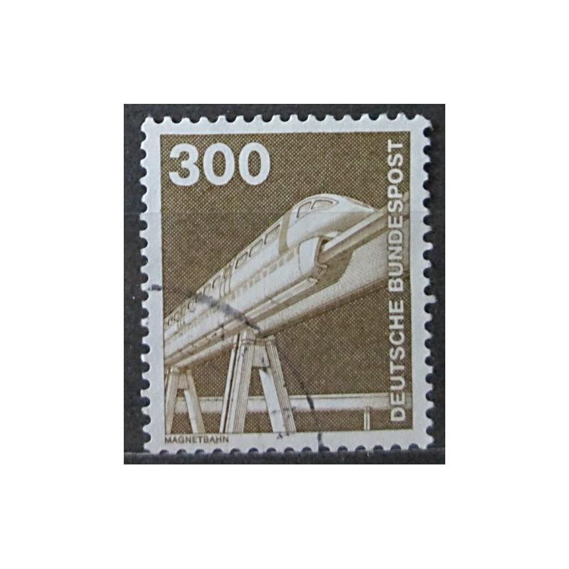 Známka Bundespost 300