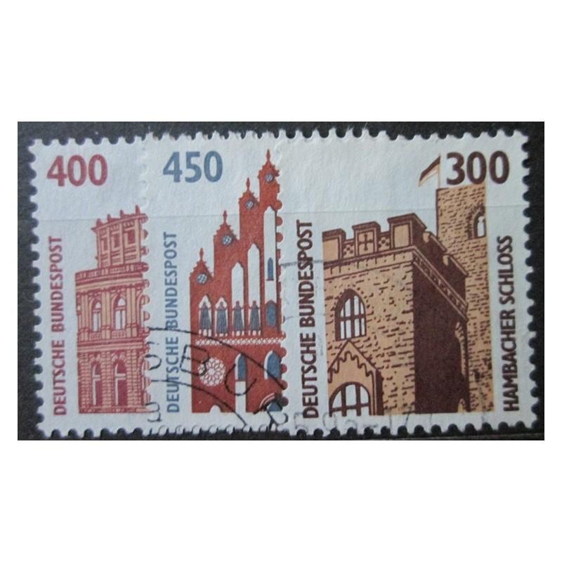 Známka Bundespost partie 2