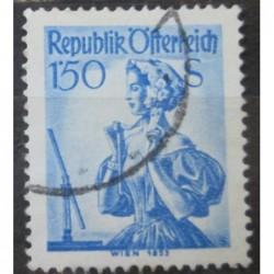 Rakouská známka 1.50S