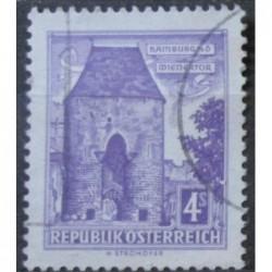 Rakouská známka 4S
