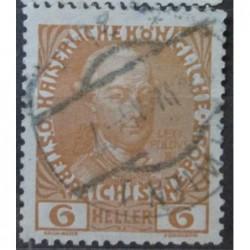 Rakouská známka 6