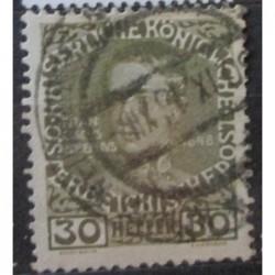 Rakouská známka 30