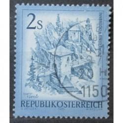 Rakouská známka s2