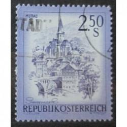 Rakouská známka s2.50