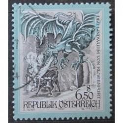 Rakouská známka s6.50