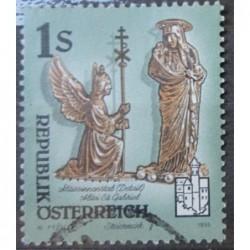 Rakouská známka ss1
