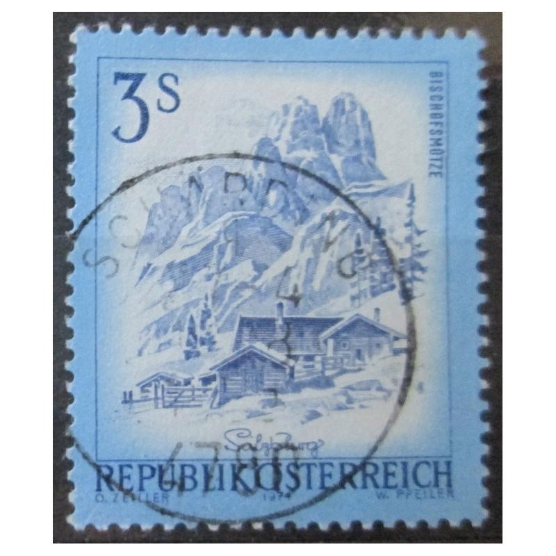 Rakouská známka s3