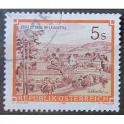 Rakouská známka s5