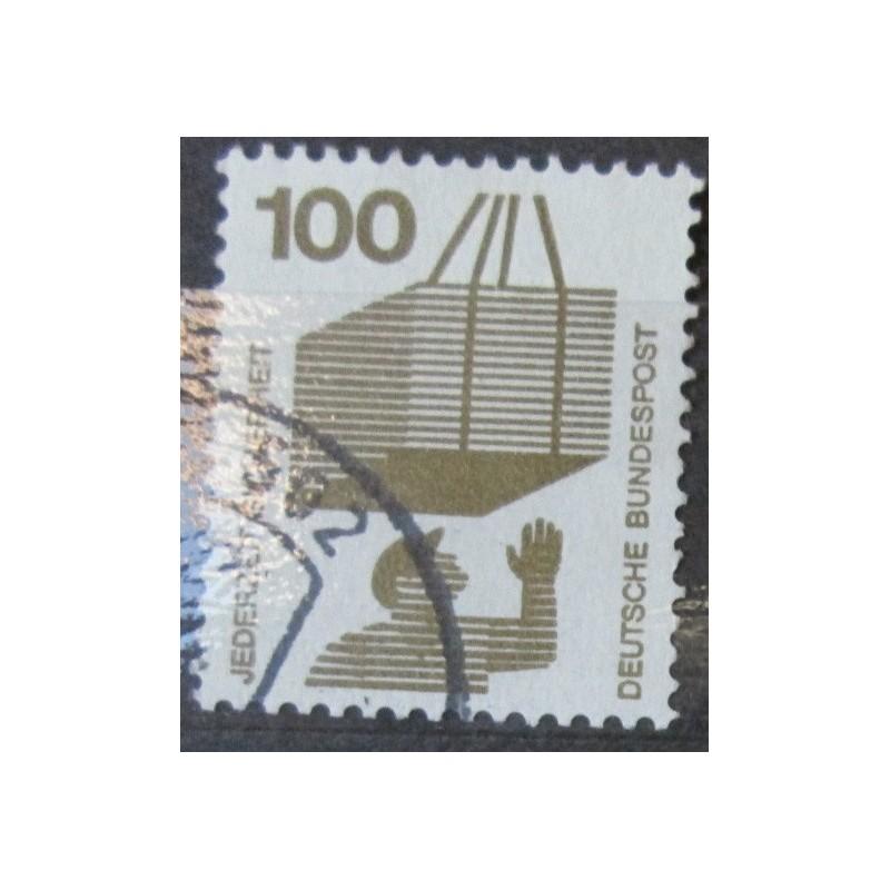 Známka Bundespost js100