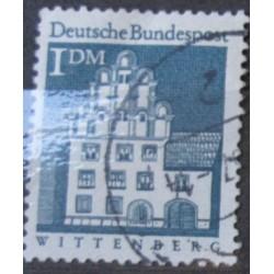 Známka Bundespost p1DM