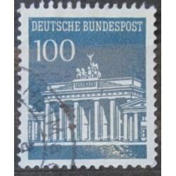 Známka Bundespost v100
