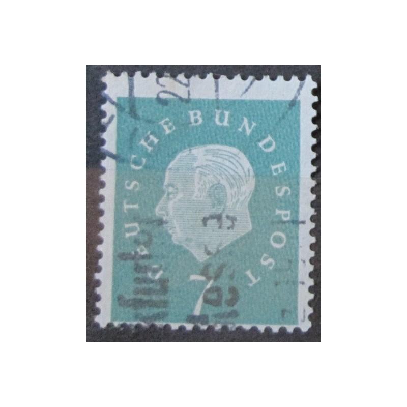 Známka Bundespost x7