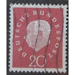 Známka Bundespost x20