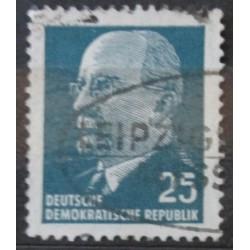 Známka DDR a25
