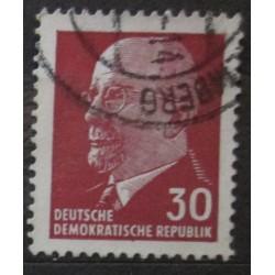 Známka DDR a30