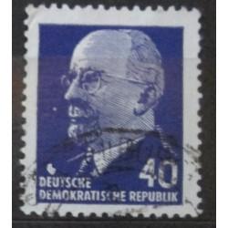 Známka DDR a40