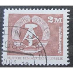 Známka DDR m2M