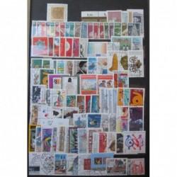 Bundespost partie známek 101 ks