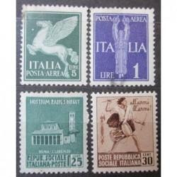 Itálie partie známek 8