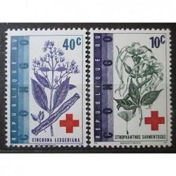 Congo partie známek 1