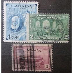 Canada partie známek 1