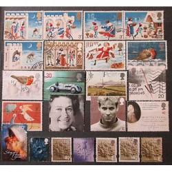Anglie partie známek 7