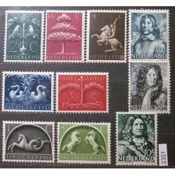 Holandsko partie známek 2301