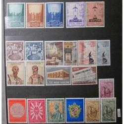 Vatikán partie známek 2305