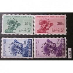 Turecko partie známek 2308