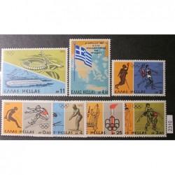 Řecko partie známek 2310