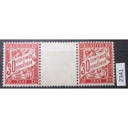Francie partie známek 2341