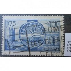 Francie razítkovaná známka 2354