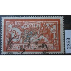 Francie razítkovaná známka 2358