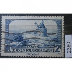 Francie razítkovaná známka 2360