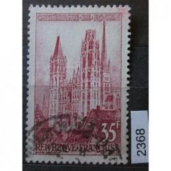 Francie razítkovaná známka 2368