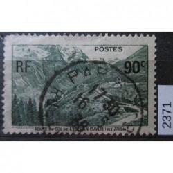 Francie razítkovaná známka 2371