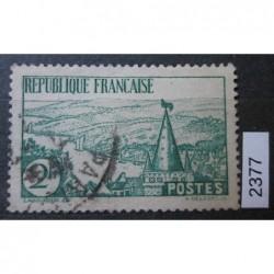 Francie razítkovaná známka 2377