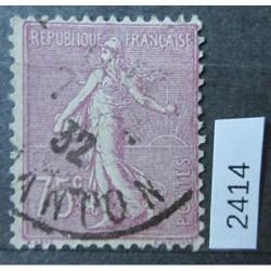 Francie razítkovaná známka 2413