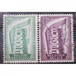 Belgie partie známek 3020