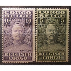 Belgie Congo Lot Of Stamps 3022