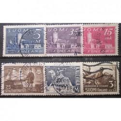Finsko známky 3056