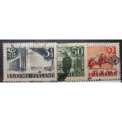 Finsko známky 3057