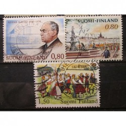 Finland stamps 3058