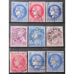 Francie známky 3079