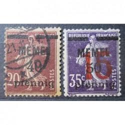Francie známky 3107