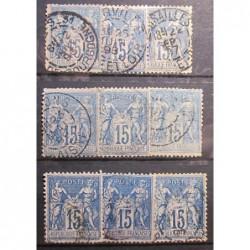 Francie známky 3109