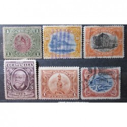 Guatemala Stamps 3130